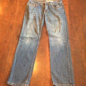 Men's DKNY 32x32 Straight Leg Jeans